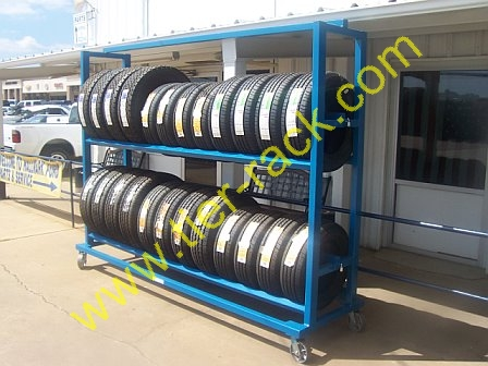 tire racks tire racks tire rack how to store tires tire and rack. Black Bedroom Furniture Sets. Home Design Ideas