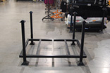 LN-5 All steel stack racks