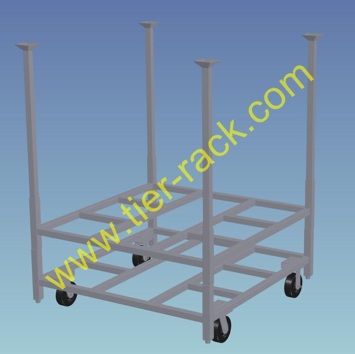 Stackable cart