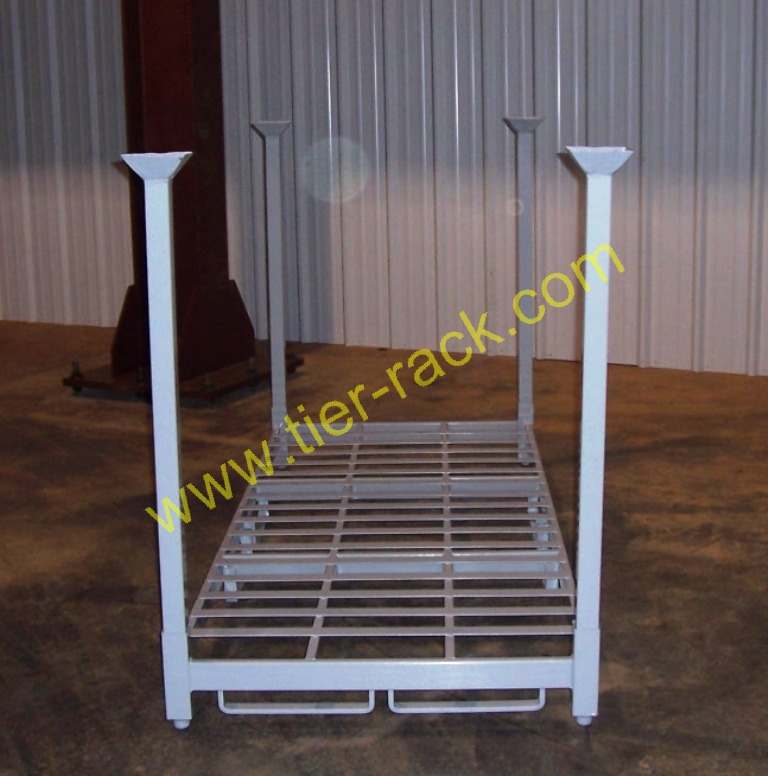 Portable racks for Movable pallets