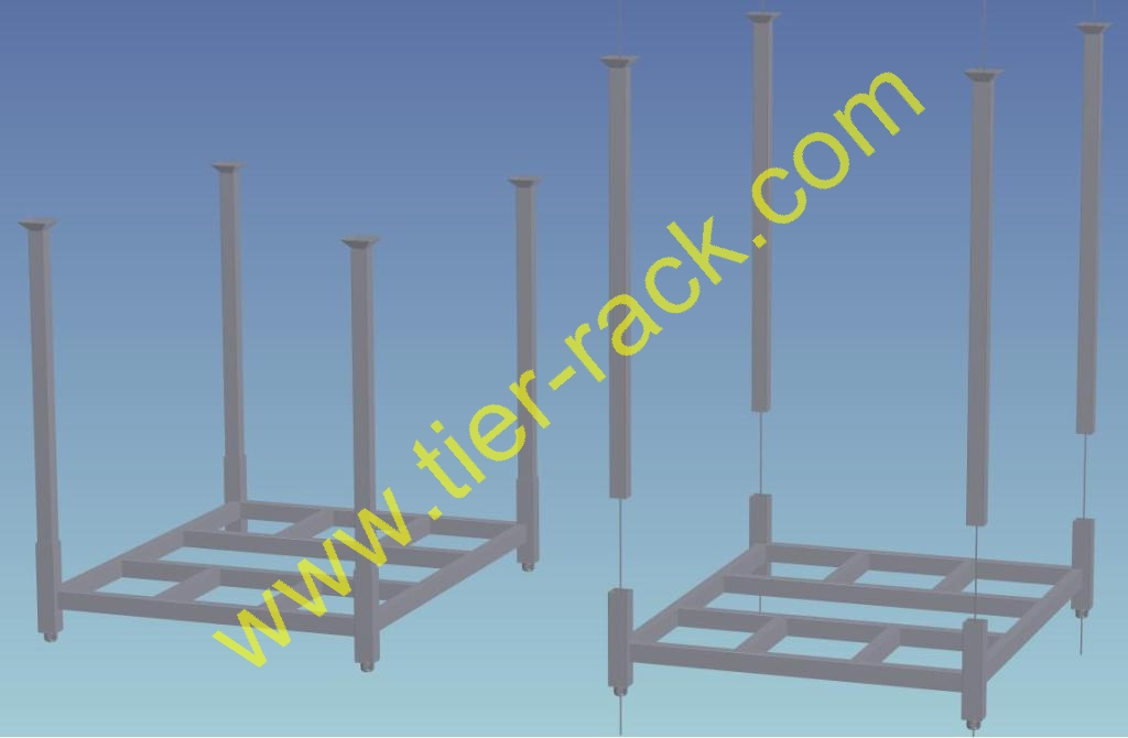 Tier racks, Tier rack