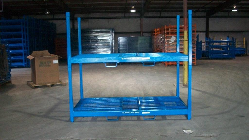 Aluminum Rack Manufacturers Mail: Shipping Racks