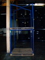 Corner-Post-Pallet-Stacking-Frame