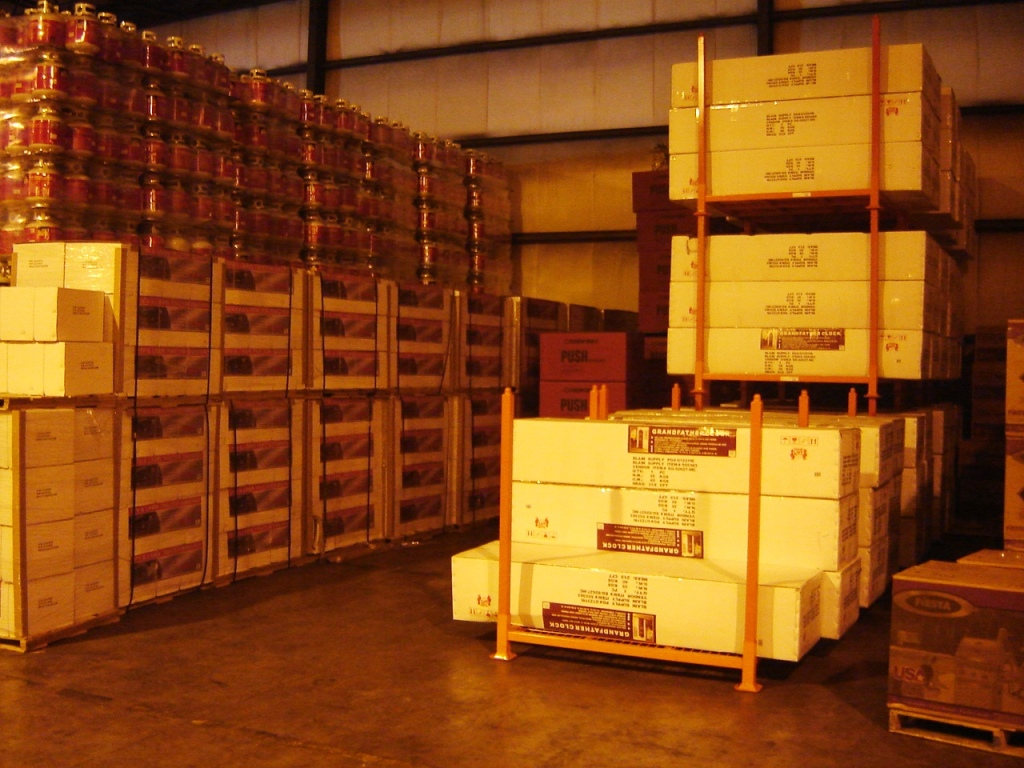 Make Your Warehouse Like New With Stack Racks